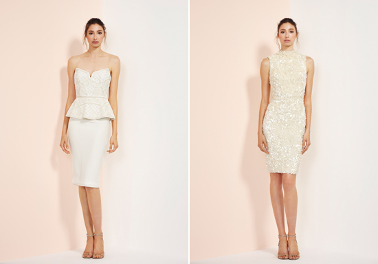 rachel gibert gowns016 Rachel Gilbert Autumn Winter 14 Serenity Collection