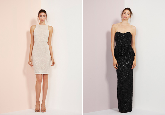 rachel gibert gowns018 Rachel Gilbert Autumn Winter 14 Serenity Collection