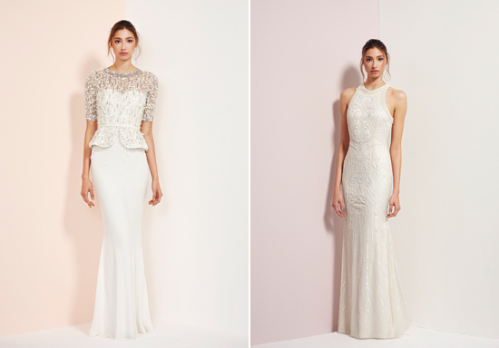 rachel gibert gowns019 Rachel Gilbert Autumn Winter 14 Serenity Collection