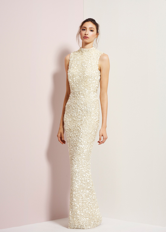 rachel gibert gowns020 Rachel Gilbert Autumn Winter 14 Serenity Collection