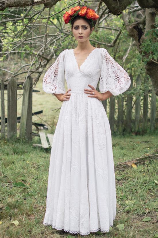 vintage bridal gowns015