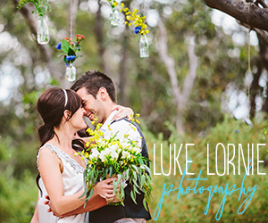 Luke Lornie Grande Weddings Banner