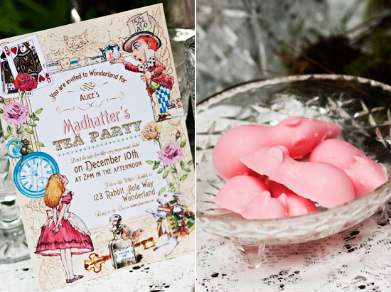 alice in wonderland wedding029 Alice In Wonderland Wedding Inspiration
