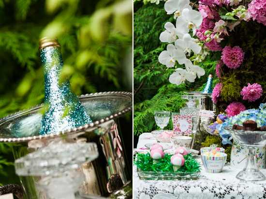alice in wonderland wedding030 Alice In Wonderland Wedding Inspiration