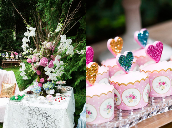 alice in wonderland wedding032 Alice In Wonderland Wedding Inspiration