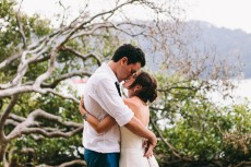 eclectic waterside wedding050