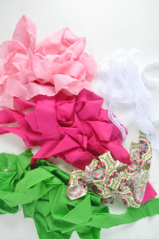 fabric-chandelier