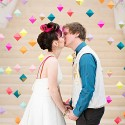 geometric wedding ideas001