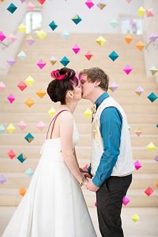geometric wedding ideas001
