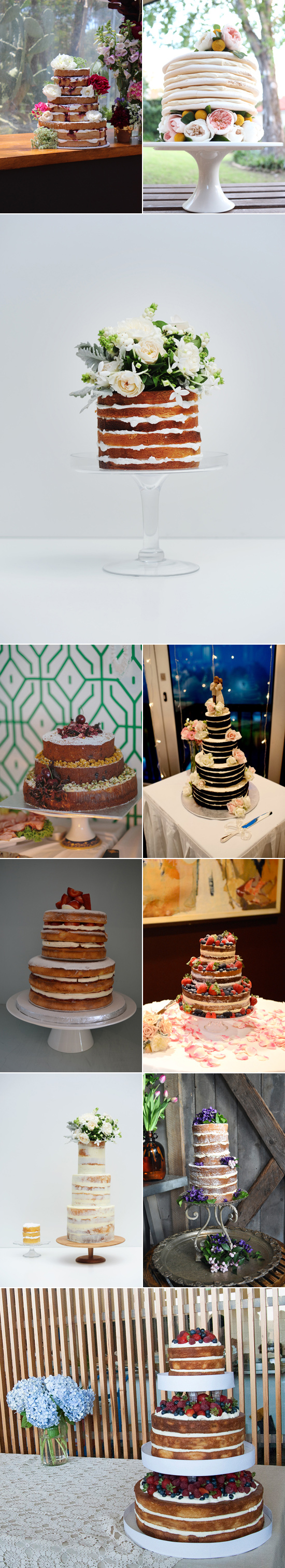naked wedding cakes002