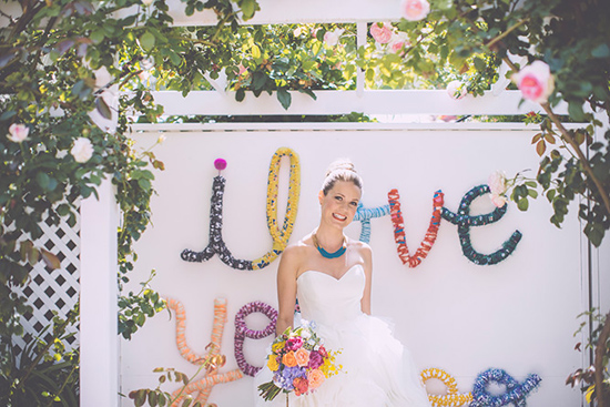 quirky garden wedding015 Kate and Anthonys Quirky Garden Wedding