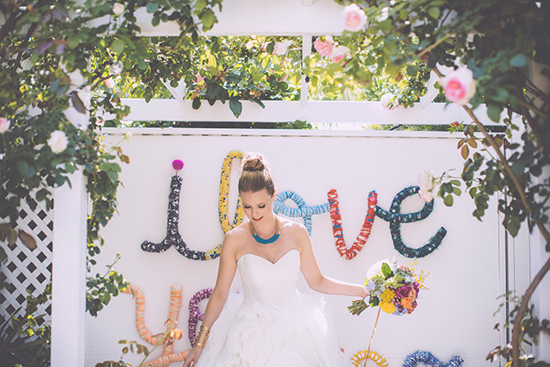 quirky garden wedding016 Kate and Anthonys Quirky Garden Wedding