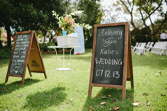 quirky garden wedding019 Kate and Anthonys Quirky Garden Wedding