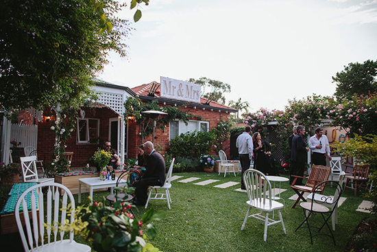 quirky garden wedding058 Kate and Anthonys Quirky Garden Wedding