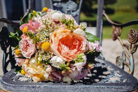 romantic garden wedding013 Jennie & Davids Romantic Garden Wedding