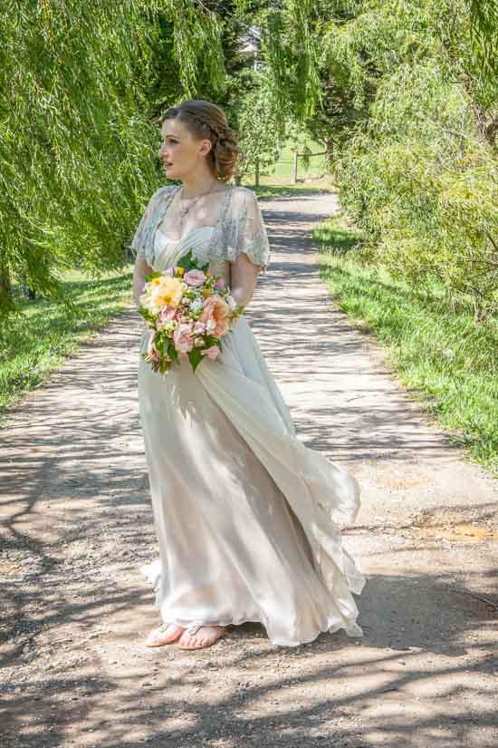 romantic garden wedding022 Jennie & Davids Romantic Garden Wedding