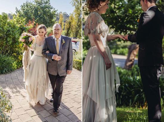 romantic garden wedding029 Jennie & Davids Romantic Garden Wedding
