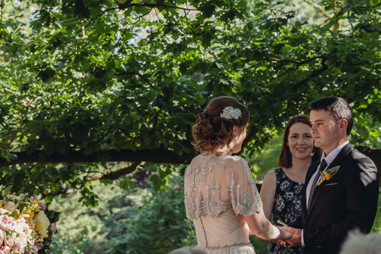 romantic garden wedding031 Jennie & Davids Romantic Garden Wedding
