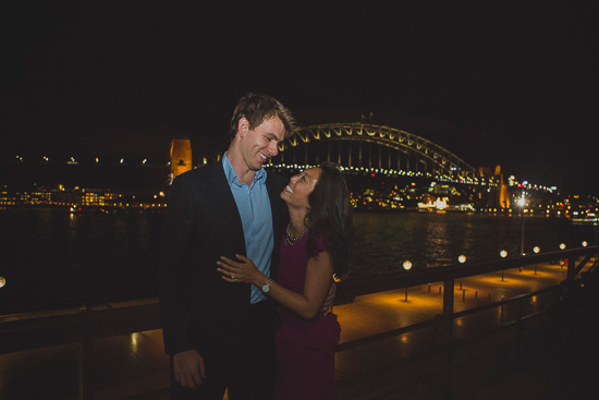 surprise engagement photos059 Anesa and Matts Surprise Opera House Engagement Photos