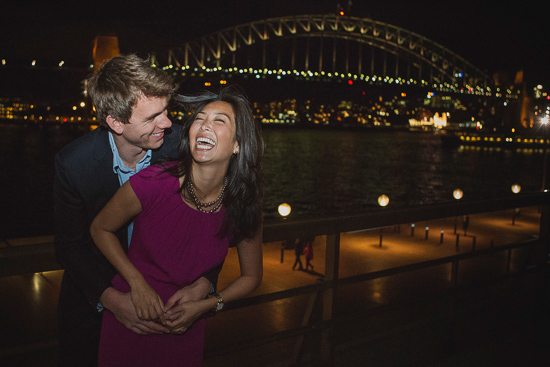 surprise engagement photos061 Anesa and Matts Surprise Opera House Engagement Photos