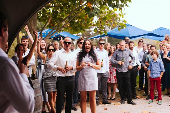 surprise polka dot wedding075 Anthea and Kes Surprise Polka Dot Wedding