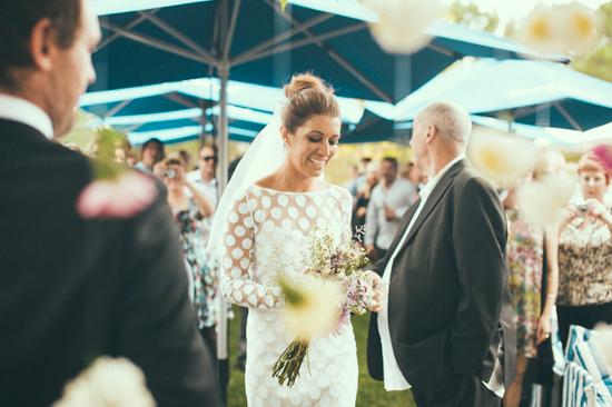 surprise polka dot wedding078 Anthea and Kes Surprise Polka Dot Wedding