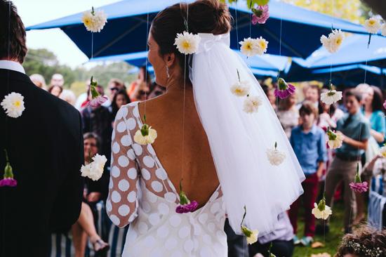 surprise polka dot wedding079 Anthea and Kes Surprise Polka Dot Wedding