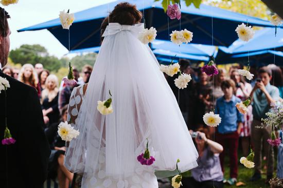 surprise polka dot wedding080 Anthea and Kes Surprise Polka Dot Wedding