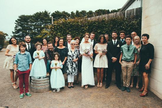 surprise polka dot wedding083 Anthea and Kes Surprise Polka Dot Wedding