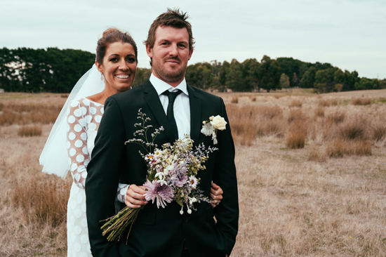 surprise polka dot wedding086 Anthea and Kes Surprise Polka Dot Wedding
