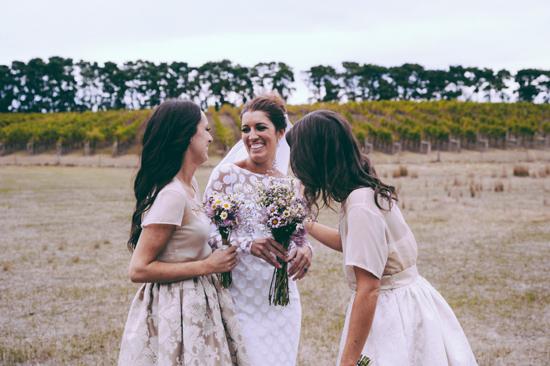 surprise polka dot wedding089 Anthea and Kes Surprise Polka Dot Wedding