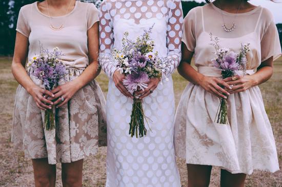 surprise polka dot wedding090 Anthea and Kes Surprise Polka Dot Wedding