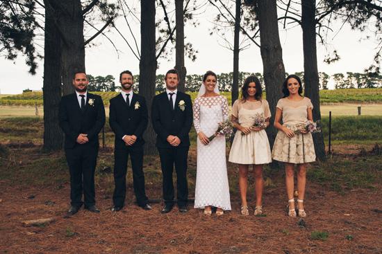 surprise polka dot wedding093 Anthea and Kes Surprise Polka Dot Wedding