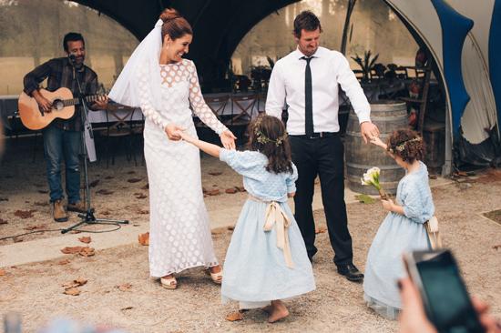 surprise polka dot wedding095 Anthea and Kes Surprise Polka Dot Wedding