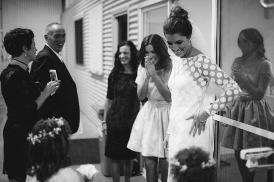 surprise polka dot wedding102 Anthea and Kes Surprise Polka Dot Wedding