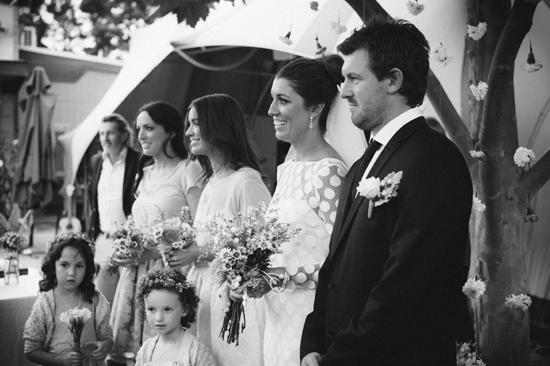surprise polka dot wedding105 Anthea and Kes Surprise Polka Dot Wedding