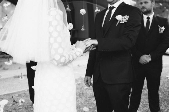 surprise polka dot wedding106 Anthea and Kes Surprise Polka Dot Wedding
