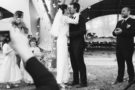 surprise polka dot wedding109 Anthea and Kes Surprise Polka Dot Wedding