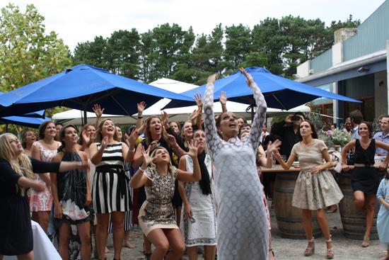 surprise polka dot wedding111 Anthea and Kes Surprise Polka Dot Wedding