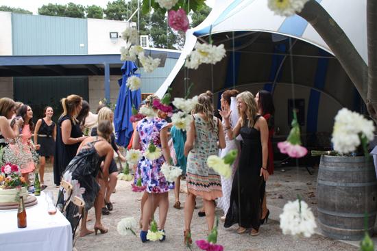 surprise polka dot wedding113 Anthea and Kes Surprise Polka Dot Wedding