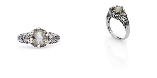 unique engagement rings maniamania009