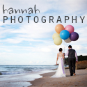 Hannah Photography Weddings banner