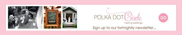 Sign Up To The Polka Dot Circle