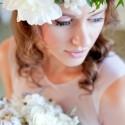 White Bohemian Wedding Ideas002
