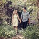 romantic wisteria engagement001