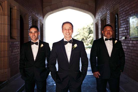 sparkling black tie wedding015