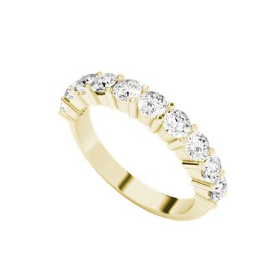 yellow-gold-diamond-eternity-wedding-ring