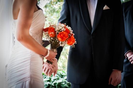 Almora and Leigh 107 550x366 Almora & Leigh's Rustic Winter Wedding