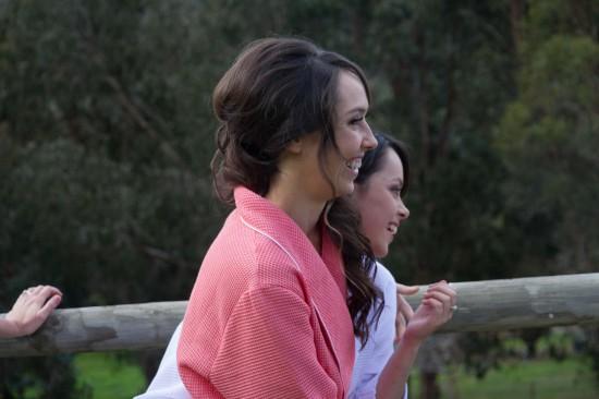 Almora and Leigh 28 3ed 550x366 Almora & Leigh's Rustic Winter Wedding
