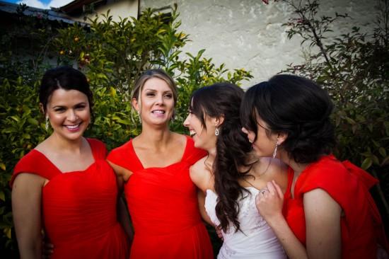 Almora and Leigh 65 550x366 Almora & Leigh's Rustic Winter Wedding